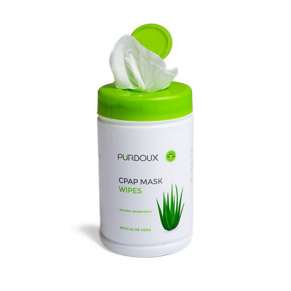 Pürdoux CPAP Maskenreiningungstücher