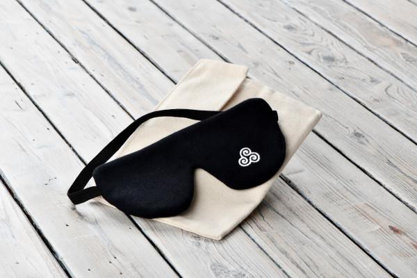 Premium-Bio-Schlafmaske - Sommernachtstraum