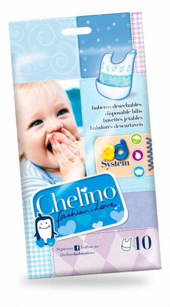 Chelino Einweg Lätzchen