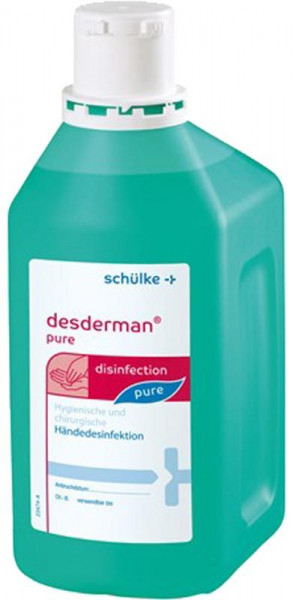 Händedesinfektion Desderman Pure® 500ml