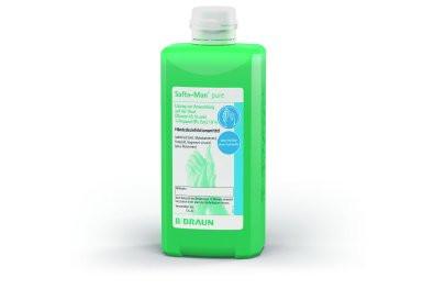 Händedesinfektion Softa-Man® pure 500ml Flasche